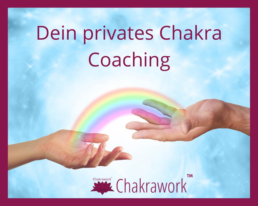 Dein privates Chakra Coaching
