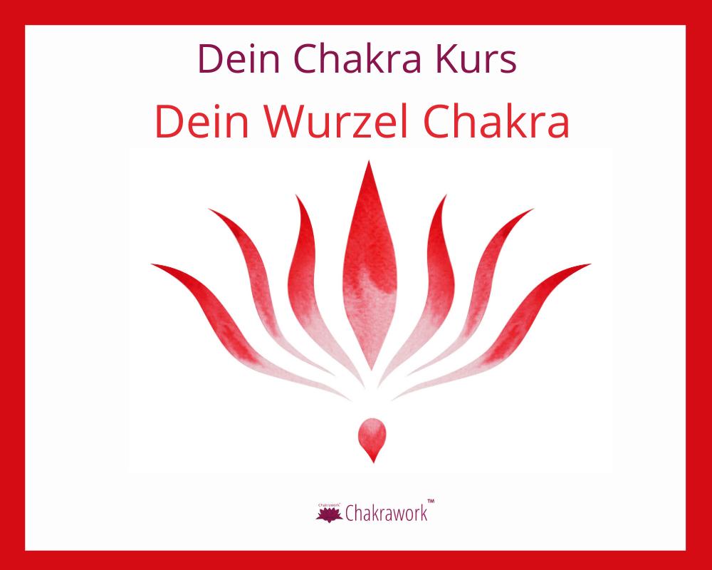 Dein Chakrakurs zum Wurzelchakra Chakra Coach Ramona Diedrich