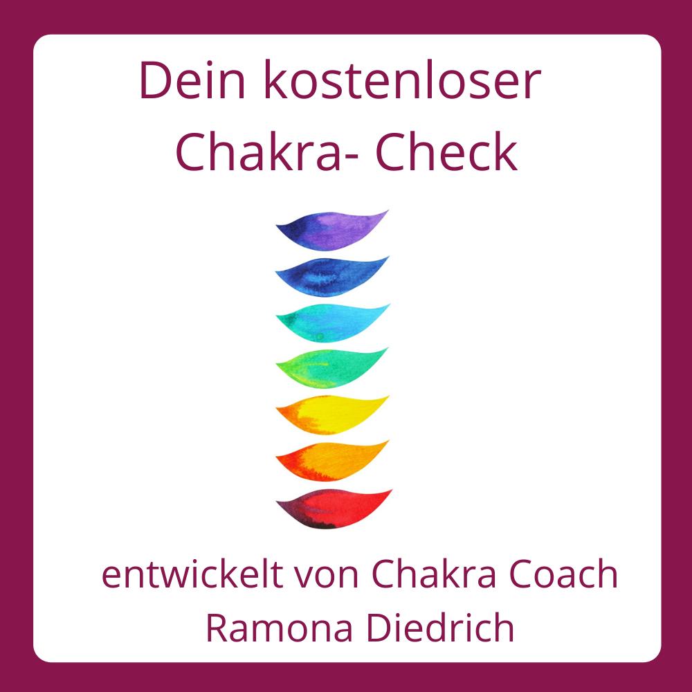 Dein kostenloser Chakra-Check