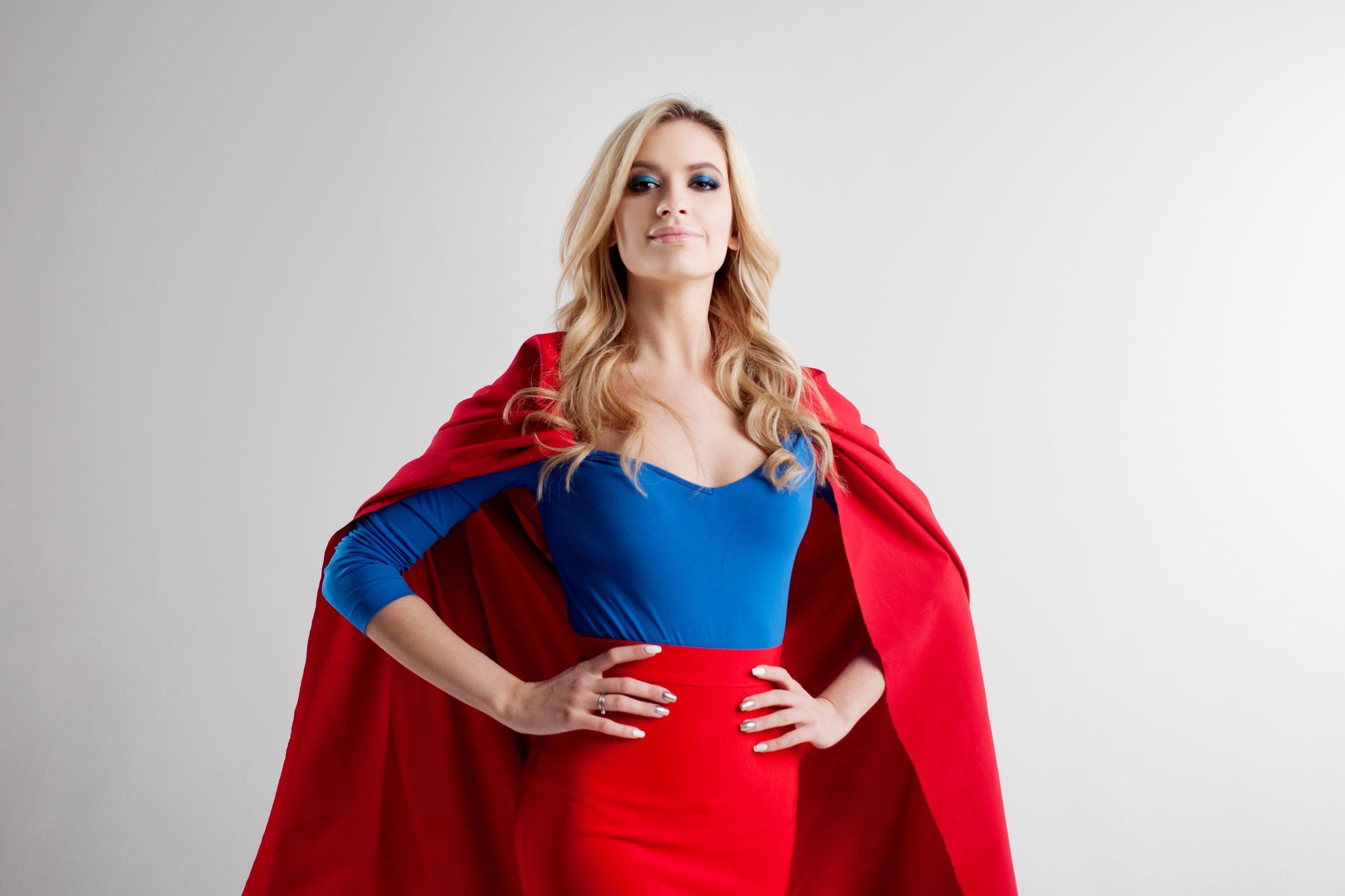 Ich bin eine Superheldin  - Energiecoach Ramona Diedrich